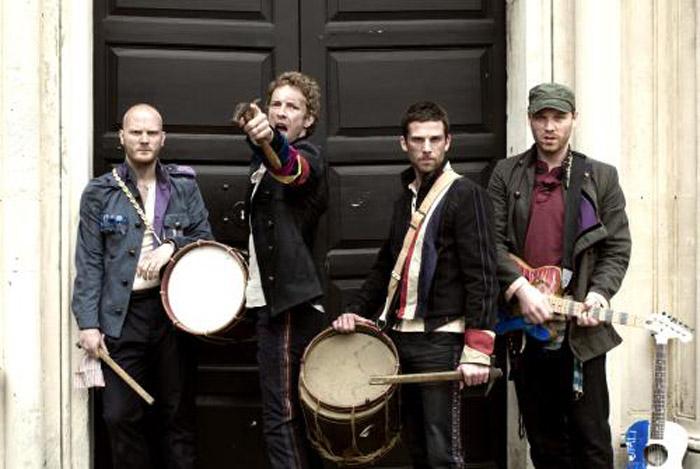 Coldplay rock in rio